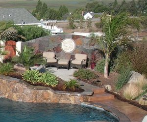 Outdoor Living #004 by Carefree Pools and Spas