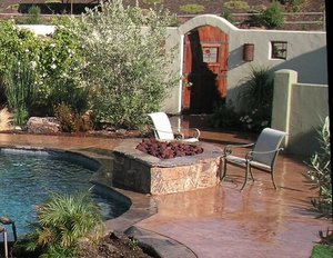 Outdoor Living #005 by Carefree Pools and Spas