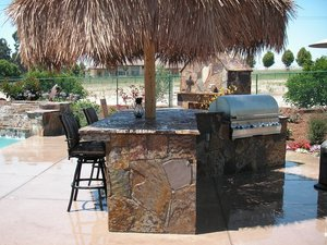 Outdoor Living #010 by Carefree Pools and Spas