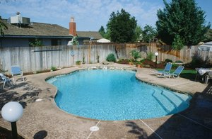 Residential Pool #008 by Carefree Pools and Spas