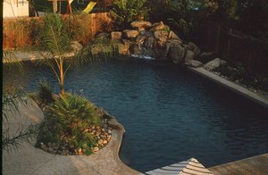Residential Pool #012 by Carefree Pools and Spas