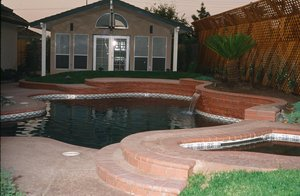 Residential Pool #013 by Carefree Pools and Spas