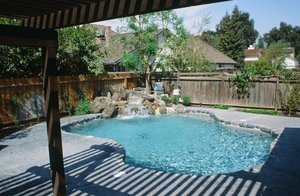 Residential Pool #016 by Carefree Pools and Spas