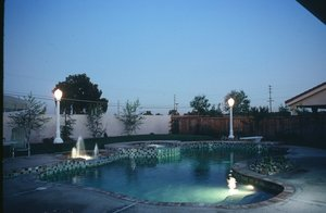 Residential Pool #019 by Carefree Pools and Spas