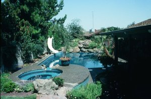 Residential Pool #027 by Carefree Pools and Spas