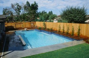 Residential Pool #028 by Carefree Pools and Spas