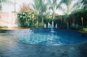 Residential Pool #030 by Carefree Pools and Spas