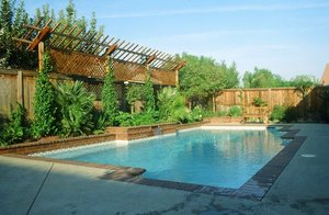 Residential Pool #036 by Carefree Pools and Spas