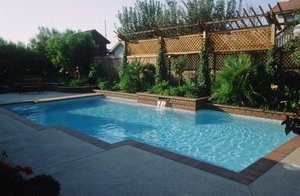 Residential Pool #039 by Carefree Pools and Spas