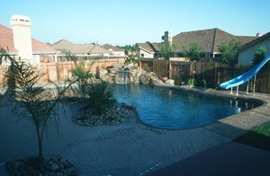 Residential Pool #040 by Carefree Pools and Spas