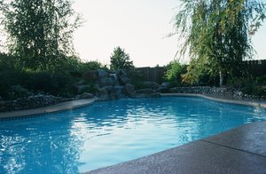 Residential Pool #041 by Carefree Pools and Spas