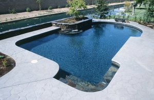 Residential Pool #058 by Carefree Pools and Spas