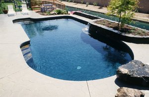 Residential Pool #059 by Carefree Pools and Spas