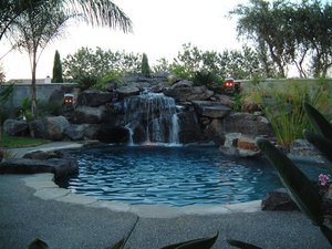 Residential Pool #060 by Carefree Pools and Spas