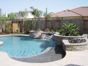 Residential Pool #066 by Carefree Pools and Spas