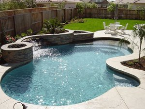 Residential Pool #067 by Carefree Pools and Spas