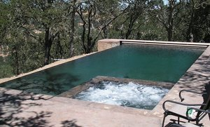 Residential Pool #082 by Carefree Pools and Spas